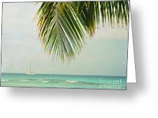 On Your Horizon  Greeting Card