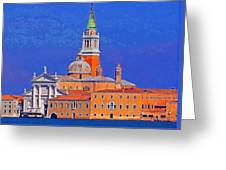 Once Upon A City Greeting Card