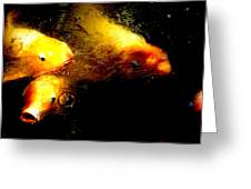 One Fish Two Fish Greeting Card