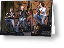 One Flew South Greeting Card