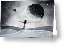 One Small Dream By Shawna Erback Greeting Card