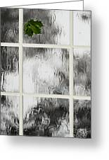 One Stormy Night Greeting Card
