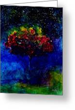 One Tree In The Universe Greeting Card