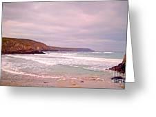 Open Sea Greeting Card