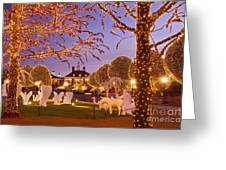 Opryland Hotel Christmas Greeting Card