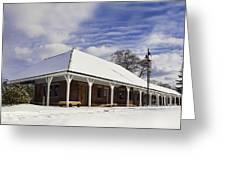 Orchard Park Depot Greeting Card