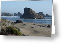 Oregon Coast 1 Greeting Card