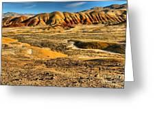 Oregon Landscape Spectacular Greeting Card