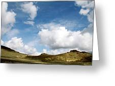Oregon Trail Country Greeting Card