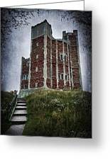 Orford Castle Greeting Card