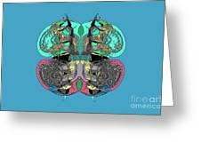 Organic Graphic Greeting Card