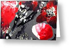 Orient Wall Greeting Card