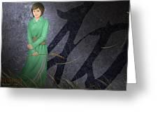 Origination Ver.a Greeting Card