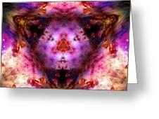 Orion Nebula Vi Greeting Card