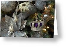 Ornament 164 Greeting Card