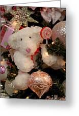 Ornament 168 Greeting Card