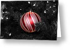 Ornament Greeting Card