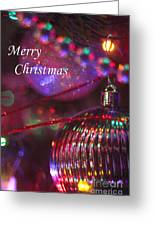 Ornaments-2052-merrychristmas Greeting Card