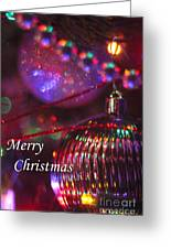 Ornaments-2054-merrychristmas Greeting Card