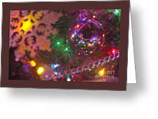 Ornaments-2090 Greeting Card