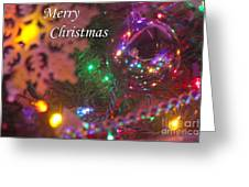 Ornaments-2090-merrychristmas Greeting Card
