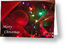 Ornaments-2107-merrychristmas Greeting Card