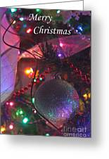 Ornaments-2143-merrychristmas Greeting Card