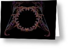 Ornate Stargate Greeting Card