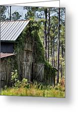 Orton Plantation Barn Greeting Card