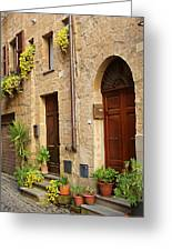 Orvieto Homes Greeting Card