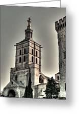 Notre-dame Des Doms Avignon France Greeting Card