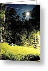 Ottawa Night Greeting Card