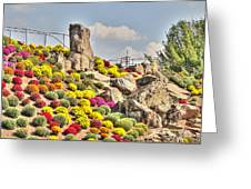 Ott's Greenhouse - Schwenksville - Pa Greeting Card