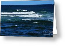 Our Beautiful Ocean 2 Greeting Card