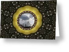 Our Earth Our Mother Pop Art Greeting Card