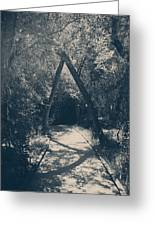 Our Paths Will Cross Again Greeting Card