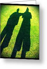 Our Shadow Greeting Card