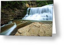 Ousel Falls 4 Greeting Card