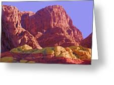 Outcrop Greeting Card