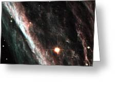 Outer Space Three One Six Greeting Card