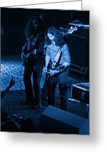 Outlaws #18 Blue Greeting Card