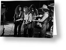 Outlaws #26 Crop 2 Greeting Card