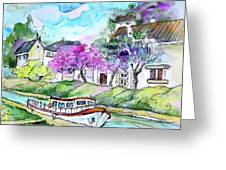 Ouzouer Sur Trezee In France 01 Greeting Card