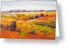 Overberg Autumn Greeting Card
