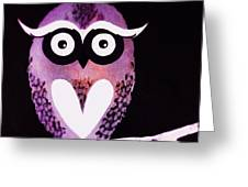 Owl 3 Greeting Card
