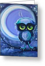 Owl Be Brave Greeting Card