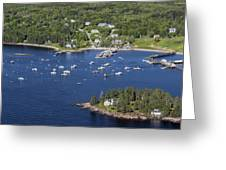 Owls Head, Maine Me Greeting Card