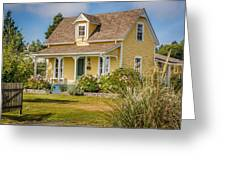 Oysterville Home 9 Greeting Card