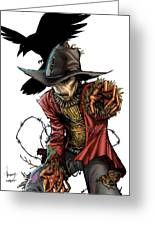 Oz 02d Greeting Card by Zenescope Entertainment