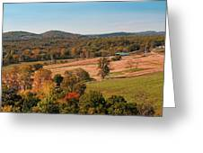 Ozark Hills Greeting Card